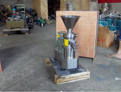 Peanut Butter Machine Fomachine