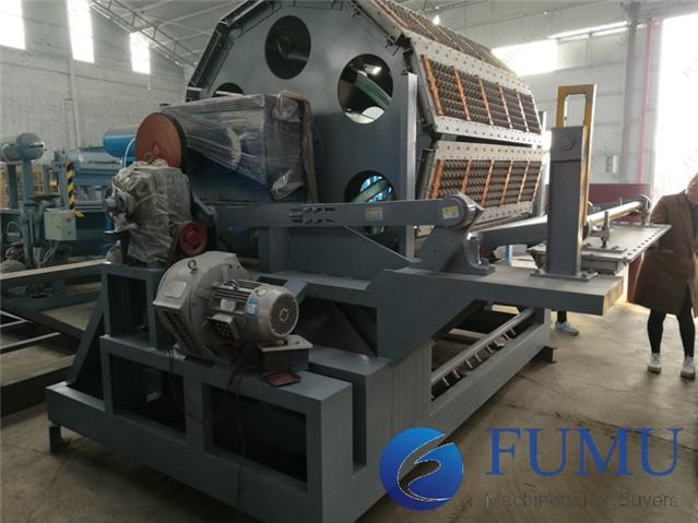 Paper Tray Making Machine(4)