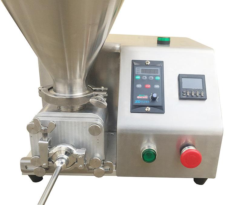 puff filling machine